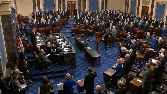 Dritter Impeachment-Prozess der amerikanischen Geschichte