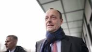Begibt sich wegen einer Infektion mit dem Coronavirus in Quarantäne: Friedrich Merz (CDU)
