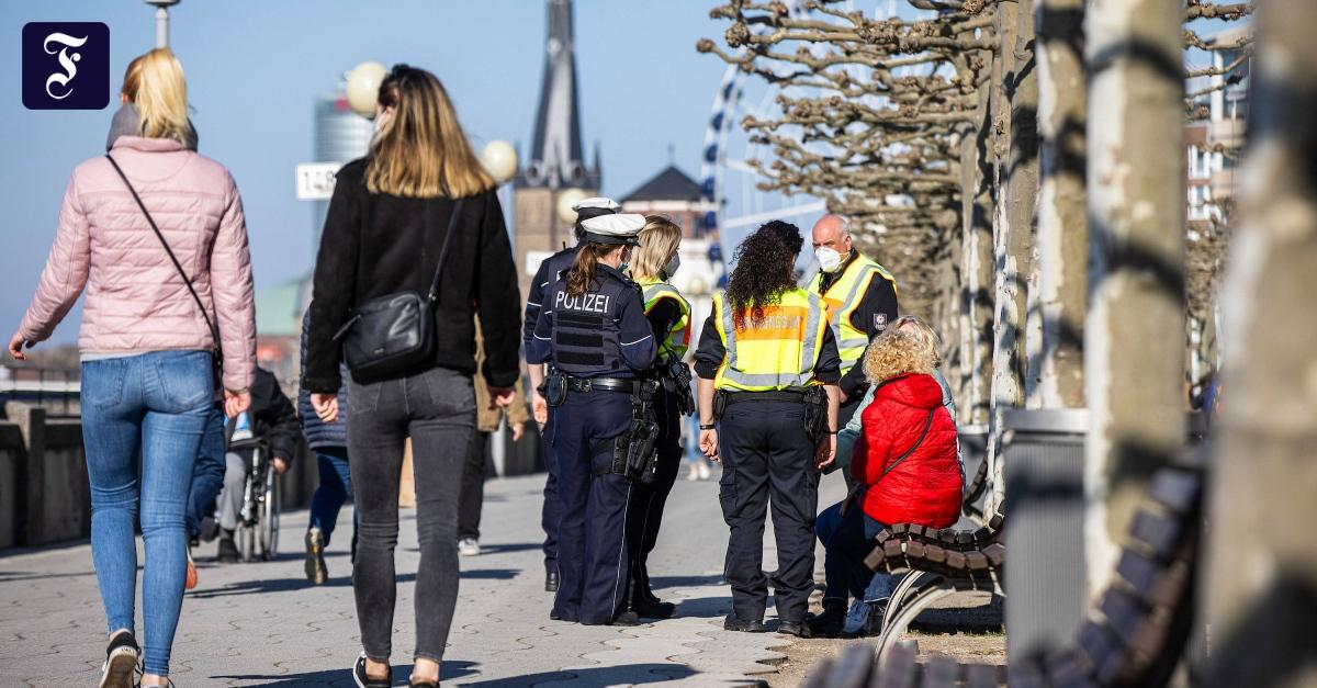 Sieben-Tage-Inzidenz steigt auf 65,8 - FAZ - Frankfurter Allgemeine Zeitung