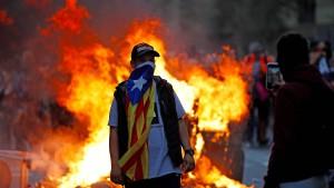 Barcelona im Ausnahmezustand
