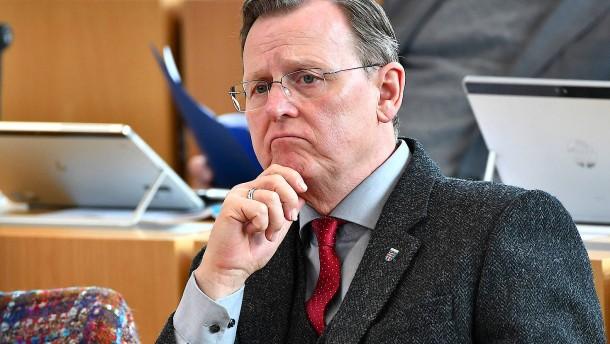 """Habeck warnt CDU vor Einreißen der """"Brandschutzwand"""""""