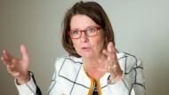 Priska Hinz (Die Grünen) ist hessische Ministerin für Umwelt, Klimaschutz, Landwirtschaft und Verbraucherschutz.