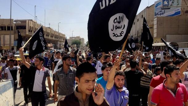 """Der """"Islamische Staat"""" im Irak"""