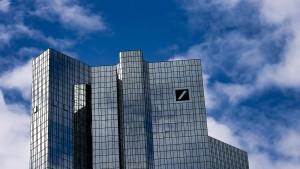 In der Deutschen Bank arbeiten 643 Millionäre