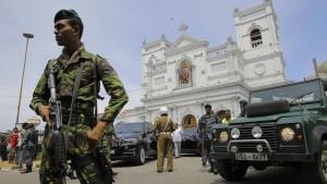 IS reklamiert weiteren Anschlag in Sri Lanka für sich