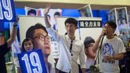 Eine neue Generation kämpft für Honkongs Unabhängigkeit