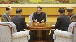 Keine Komplizenschaft mit Nordkorea