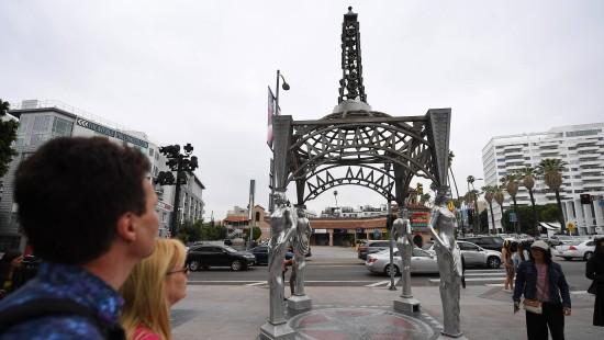 Marilyn-Monroe-Statue in Hollywood gestohlen
