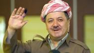 Kurdenpräsident Barsani tritt zurück