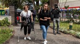 Elf Patienten aus Krankenhaus entlassen