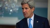 Kerry: Irans Unterstützung der Houthi ist uns bewusst