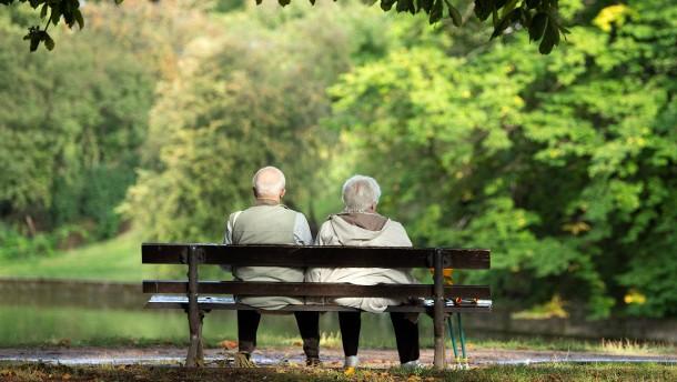 Rentenerhöhung fällt im Westen aus