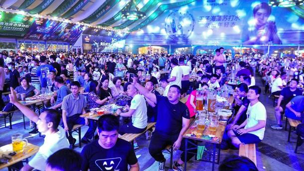 "Keine Angst vor Corona – China feiert ""Oktoberfest"""