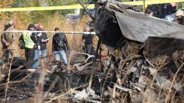 Dutzende Tote nach Absturz von Militärflugzeug
