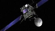 Rosetta-Mission geht zu Ende