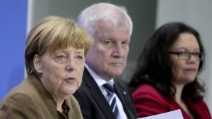 Merkel habe keine Kontrolle mehr