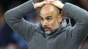 Ein Sieg fehlt Guardiola und Manchester noch zum Meistertitel