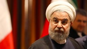 """Rohani: Washington wird Ausstieg """"historisch bereuen"""""""