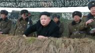 Kim Jong-un besucht Moskau