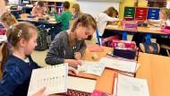 An internationalen Schulen in Frankfurt befürchtet man noch keinen großen Ansturm im Zuge des Brexits.