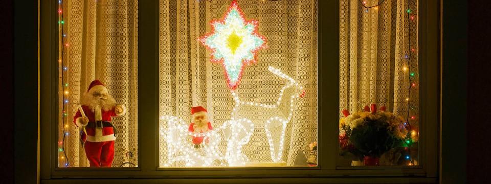 Weihnachtsdeko das gro e leuchten - Leuchtende weihnachtsdeko ...