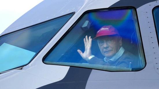 Übernimmt jetzt Niki Lauda?