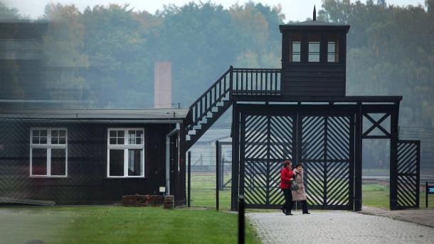 Ermittlungen gegen 92 Jahre alten ehemaligen KZ-Wachmann