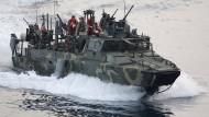 Persischer Golf: Iran greift amerikanische Soldaten auf
