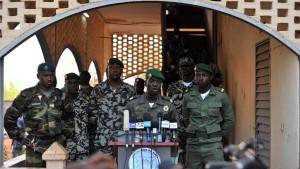 Junta wirft Rebellen Verletzung der Menschenrechte vor