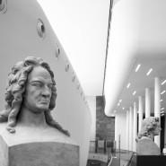 Die Universität konfrontiert Fundamentalisten mit Alternativen, wie hier in Leipzig mit Leibniz und Goethe