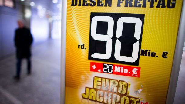 Eine fehlende Ziffer kostet Tipper viele Millionen Euro