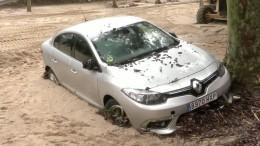 Unwetter hinterlässt Chaos in Katalonien