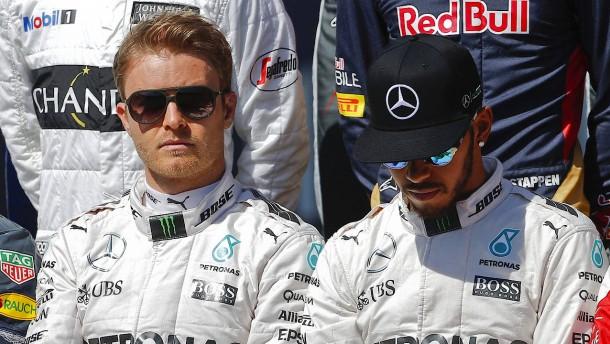 Fernsteuerung für Rosberg und Hamilton?