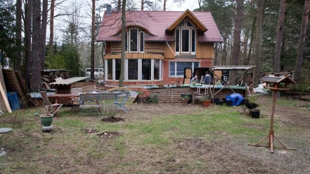 Öko-Haus: Ein Lehmkoloss voller Ideen - Wohnen - FAZ
