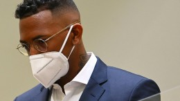 Jérôme Boateng wegen Körperverletzung verurteilt