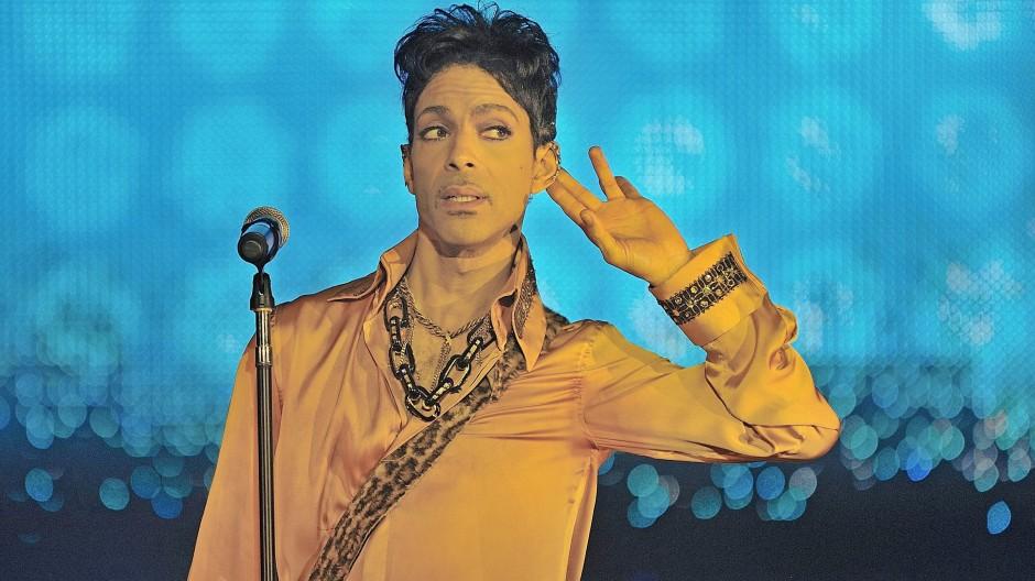 Da passte er hin, als er ganz frei war: Prince 2011 beim Umbria Jazz Festival in Perugia