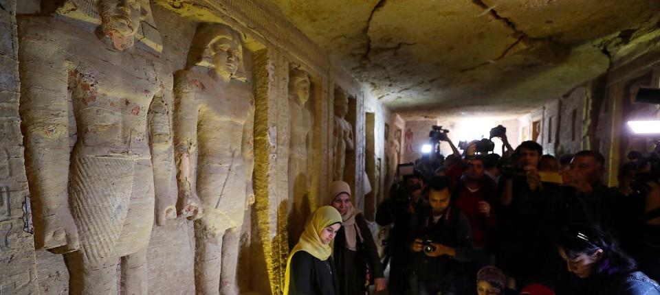 Datierung in der ägyptischen Kultur
