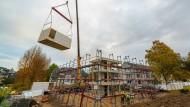 Bauen kann auch schnell gehen: Modularer Neubau von Vonovia in Bochum