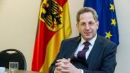 Warner: Verfassungsschutz-Präsident Hans-Georg Maaßen