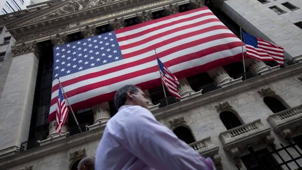 Kann China Amerika an der Börse besiegen?