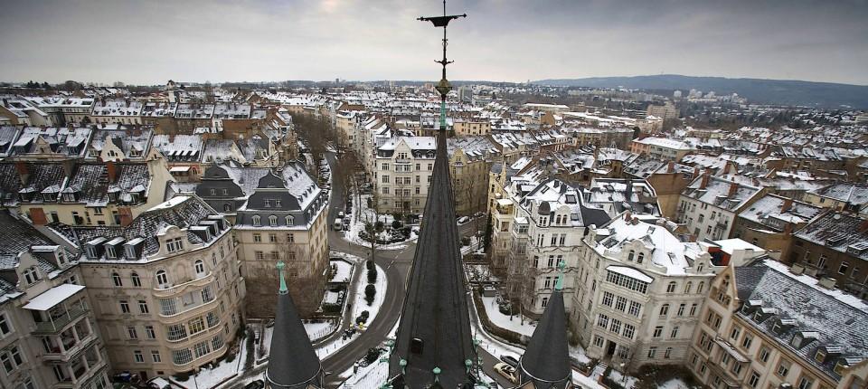 Wohnungsnot In Wiesbaden Bauprogramm Beschlossen