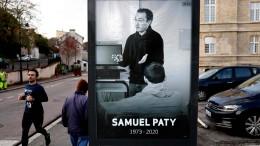 Wie Samuel Paty von seinen Kollegen angefeindet wurde