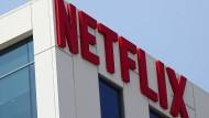 Das Netflix-Hauptquartier in Los Angeles
