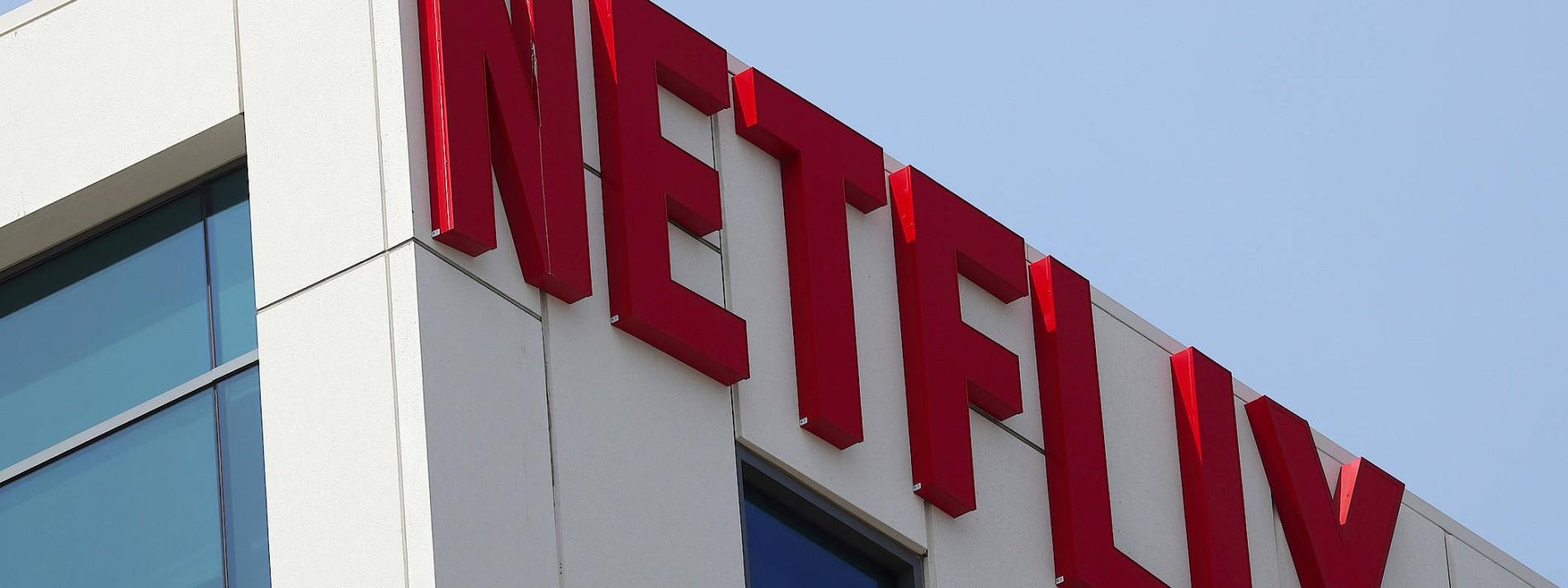 Mehr als 200 Millionen Menschen auf der Welt schauen Netflix