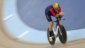"""Wiggo"" knackt den Stundenweltrekord"