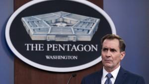 Amerikanische Luftangriffe im Osten Syriens