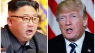 Hat Amerikas Präsident Donald Trump persönlich mit Nordkoreas Machthaber Kim Jong-un gesprochen?