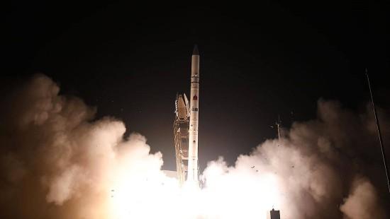 Israel schießt Aufklärungssatelliten ins All