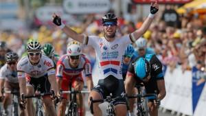 Cavendish gewinnt - Riis reist ab