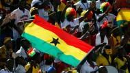 Nach der Gala kommt Ghana